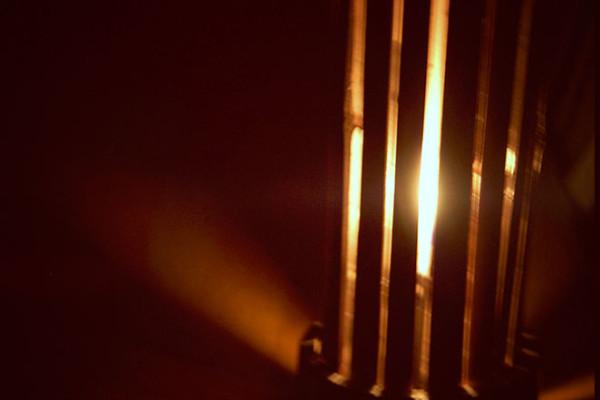 Bamboo Lightcasting Lamp