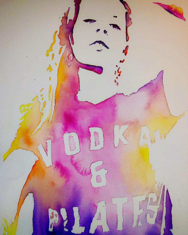 Vodka & Pilates