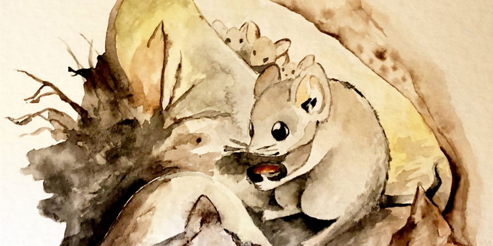 NIMH Watercolor